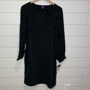 NWT Chaps Black Dress Size 8